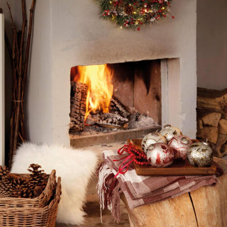 Navidad estilo natural