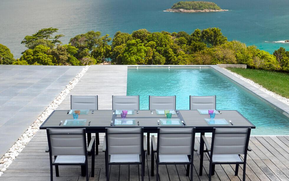 ¿Cómo elegir tu mesa de jardín?