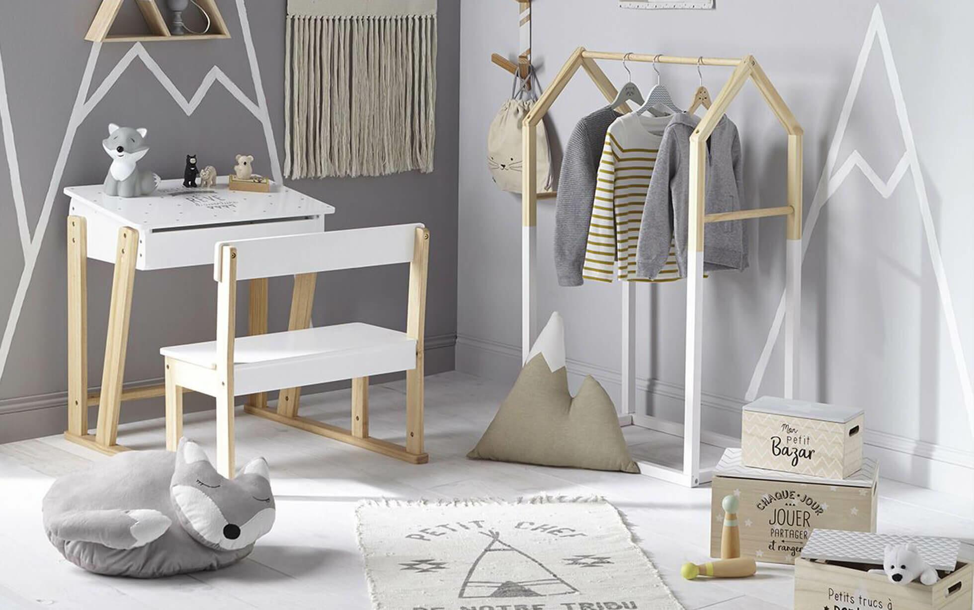 Cómo ordenar una habitación infantil