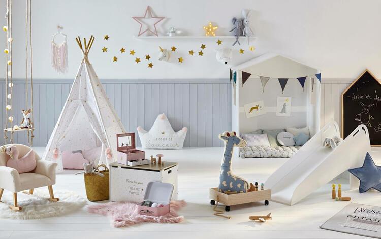 Acondicionar un dormitorio infantil: Todos nuestros consejos ...