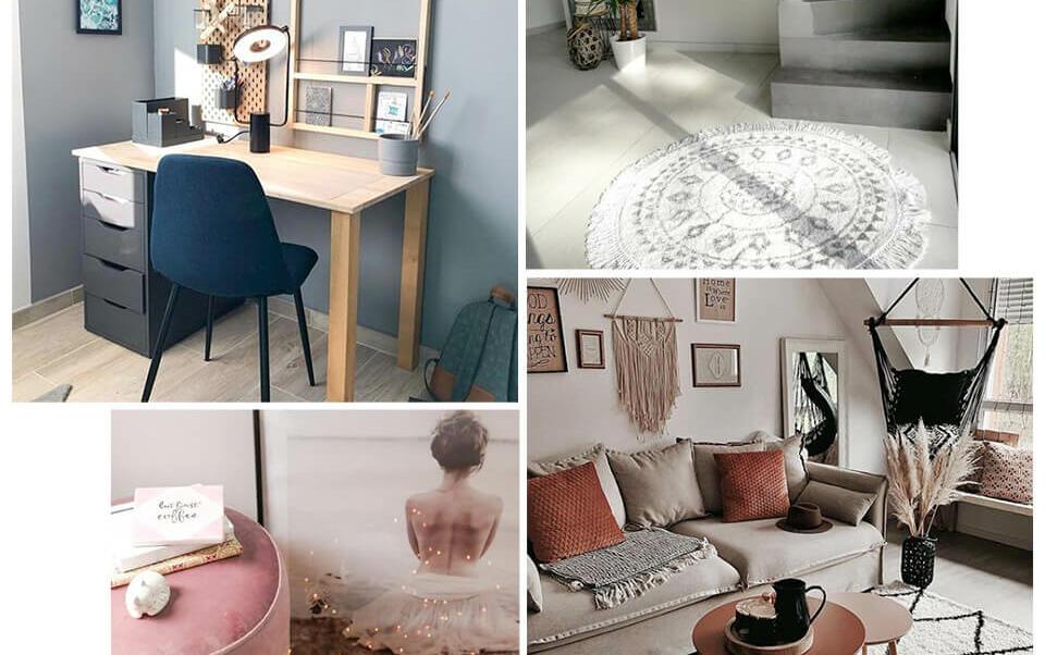 imágenes decoración de interiores 2019