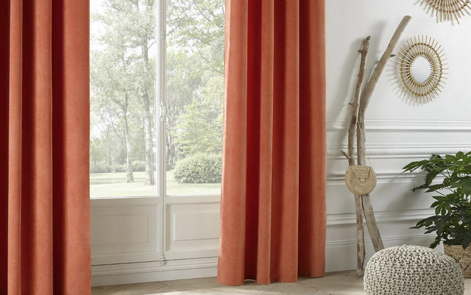 cortina terracota