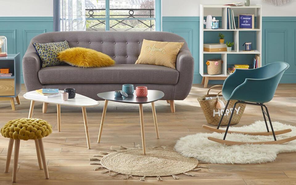 elegir su alfombra de salón