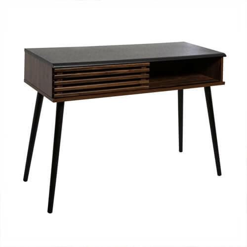mueble consola de madera