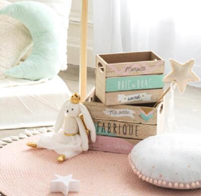 caja de almacenamiento infantil