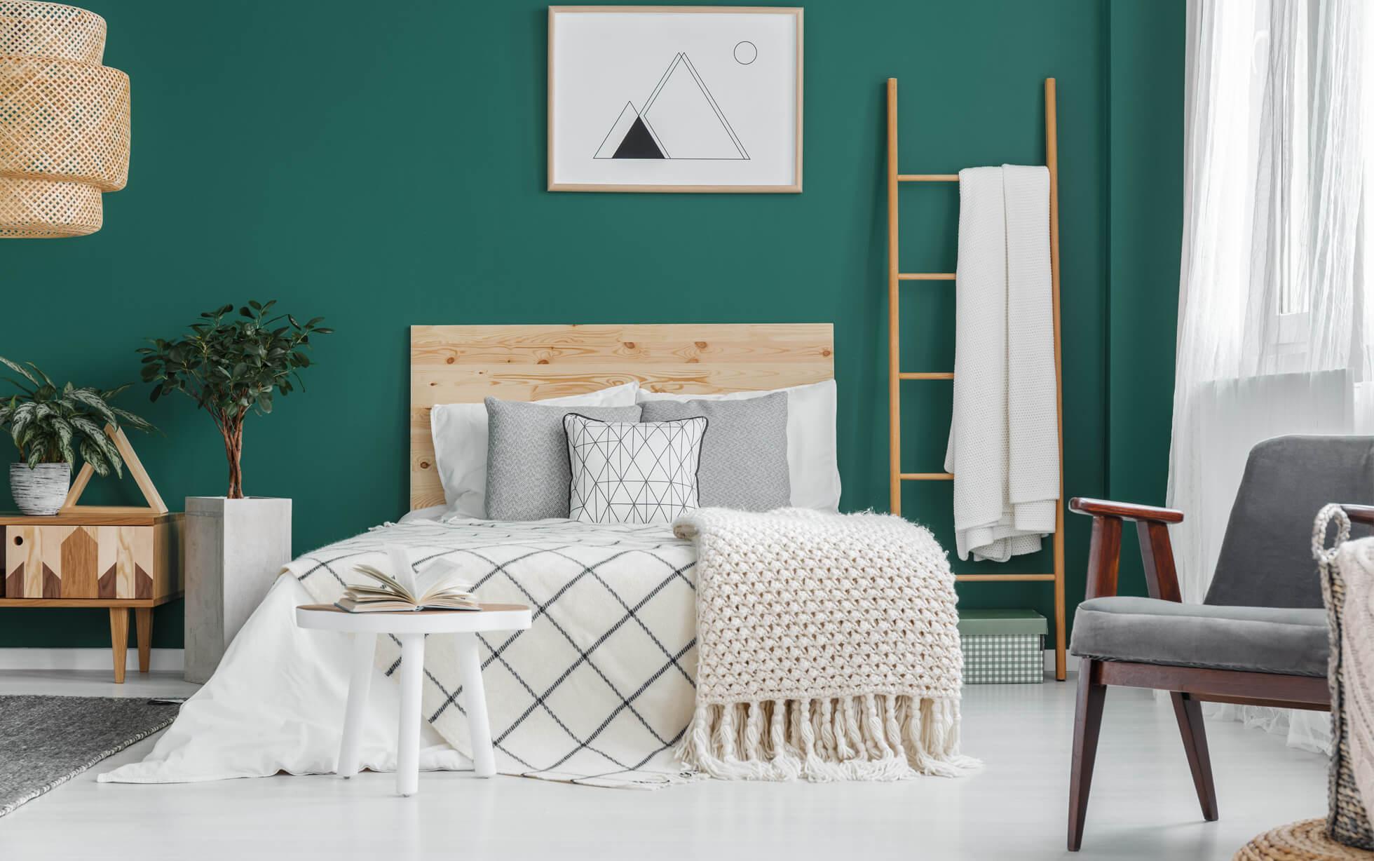 20 ideas para un dormitorio de matrimonio acogedor - Eminza